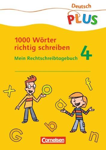 9783060811625 Deutsch Plus Grundschule 1000 Wörter Richtig
