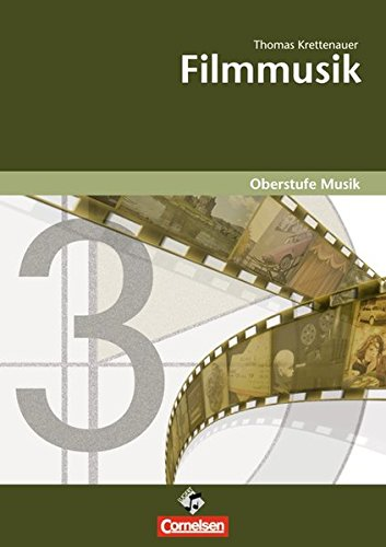 9783060812301: Oberstufe Musik: Filmmusik: Arbeitsheft