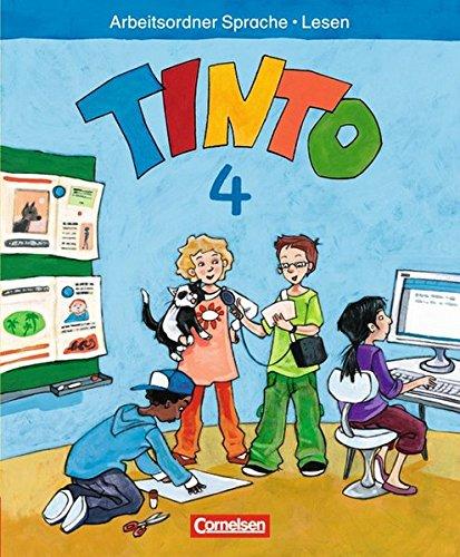 9783060812721: Tinto: Tinto 2 - 4 - Arbeitsordner Sprache Und Lesen