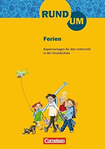 9783060815432: Rund um Ferien. 2.-4. Schulahr