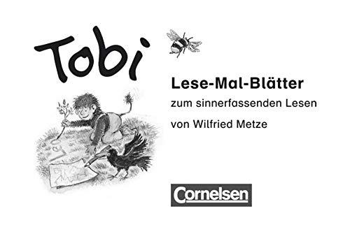 9783060816422: Tobi-Fibel. 1-2 Schuljahr. Lese-Mal-Blätter: zum Sinnerfassenden Lesen von Wilfried Metze. Con CD Audio. Per la Scuola elementare