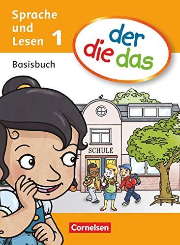 9783060819607: der die das - Erstlesen 1. Schuljahr. Basisbuch Sprache und Lesen