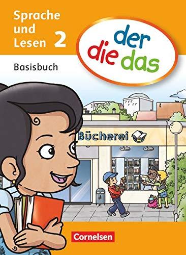 9783060819621: Der die das. Sprache und lesen 1. Basisbuch. Per la Scuola elementare: 2