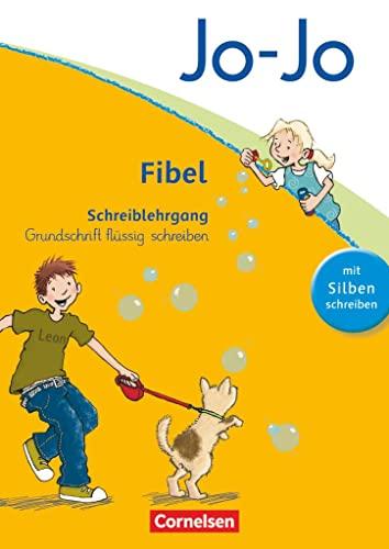 9783060820382: Jo-Jo Fibel - Aktuelle allgemeine Ausgabe. Grundschrift flüssig schreiben