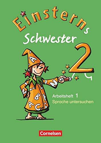 9783060822331: Einsterns Schwester - Sprache und Lesen 2. Schuljahr - Themenheft 1: Sprache untersuchen: Sprache und Lesen