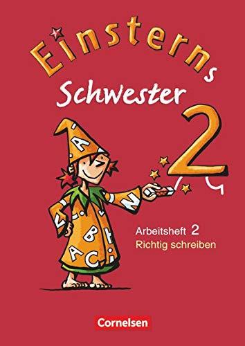 9783060822355: Einsterns Schwester - Sprache und Lesen 2. Schuljahr - Themenheft 2: Richtig schreiben: Richtig schreiben