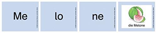 9783060823017: 1. Schuljahr - Dreisilbige Wörter: Kartensatz. 40 Karten [Unbekannter Einband...