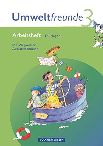 9783060823574: Umweltfreunde 3. Schuljahr. Arbeitsheft Thüringen