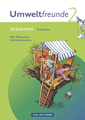 9783060823772: Umweltfreunde 2. Schuljahr. Neubearbeitung 2009. Arbeitsheft. Thüringen