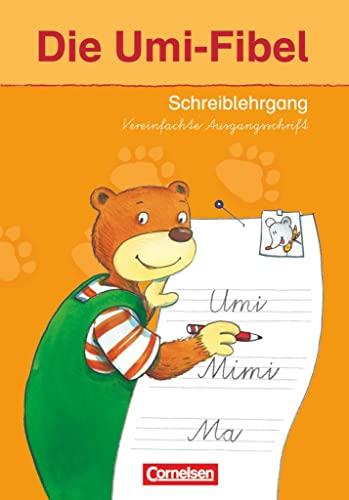 9783060825974: Die Umi-Fibel. Schreiblehrgang in Vereinfachter Ausgangsschrift