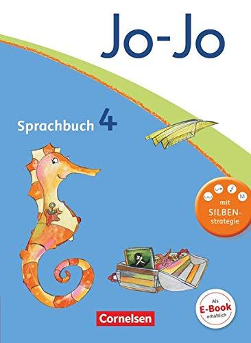 9783060826025: Jo-Jo Sprachbuch - Aktuelle allgemeine Ausgabe. 4. Schuljahr - Schülerbuch