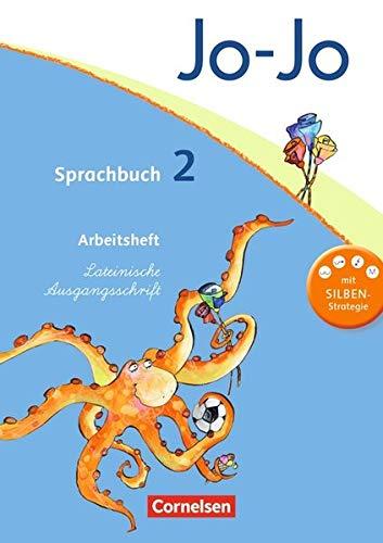 Jo-Jo Sprachbuch 2. Schuljahr. Arbeitsheft in Lateinischer Ausgangsschrift