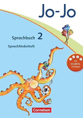 Jo-Jo Sprachbuch - Aktuelle allgemeine Ausgabe. 2. Schuljahr - Sprachförderheft - Wolf, Marion