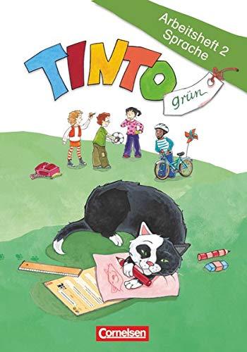 9783060826179: TINTO 1 und 2 Grüne Ausgabe 2. Schuljahr. Arbeitsheft 2 Sprache