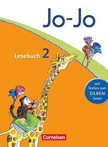 9783060826230: Jo-Jo Lesebuch - Aktuelle allgemeine Ausgabe. 2. Schuljahr - Schülerbuch