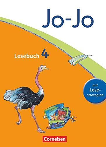 9783060826254: Jo-Jo Lesebuch - Aktuelle allgemeine Ausgabe. 4. Schuljahr - Schülerbuch