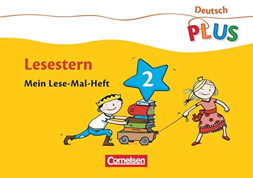 9783060826612: Deutsch plus. Grundschule. Lese-Mal-Hefte. Lesestern. Arbeitsheft 2