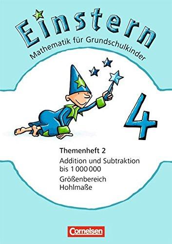 Einstern - Neubearbeitung: Band 4 - Addition: Bauer, Roland, Maurach,