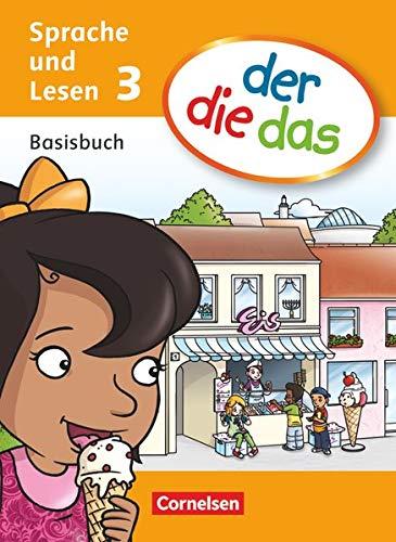 9783060828135: Der die das. Basisbuch sprache und lesen. Per la 3ª classe elementare