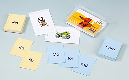 9783060828395: 2./3. Schuljahr - Anlaute: Kartenspiel. 55 Karten by