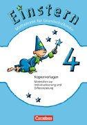 9783060828777: Einstern - Mathematik für Grundschulkinder 4 Kopiervorlagen [Sondereinband] b...