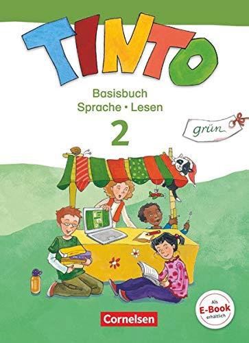 9783060830107: TINTO 2-4 Sprachlesebuch 2: Grüne Ausgabe 2. Schuljahr. Basisbuch Sprache und Lesen