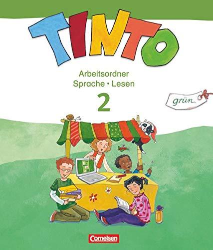 9783060830114: TINTO 2-4  2. Schuljahr. Sprachlesebuch 2: Grüne Ausgabe. Arbeitsordner Sprache und Lesen