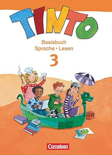 9783060830121: TINTO 2-4: 3. Schuljahr. Basisbuch Sprache und Lesen: Sprachlesebuch 3-4