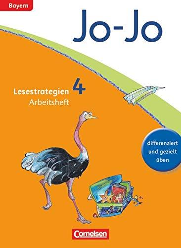 Jo-Jo Lesebuch 4. Jahrgangsstufe. Arbeitsheft Grundschule Bayern