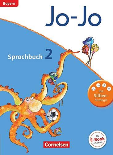 9783060830848: Jo-Jo Sprachbuch 2. Jahrgangsstufe. Sch�lerbuch Grundschule Bayern