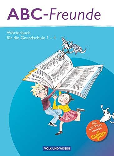 9783060831029: ABC-Freunde: Wörterbuch mit Bild-Wort-Lexikon Englisch. Östliche Bundesländer