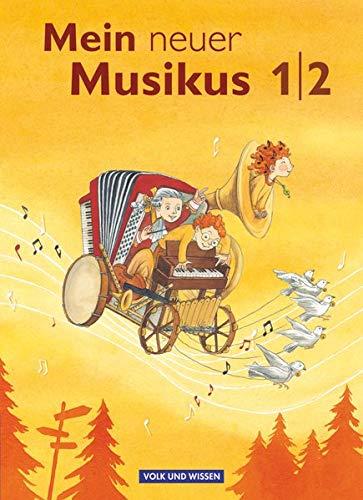 9783060832613: Mein neuer Musikus 1./2. Schuljahr. Schülerbuch