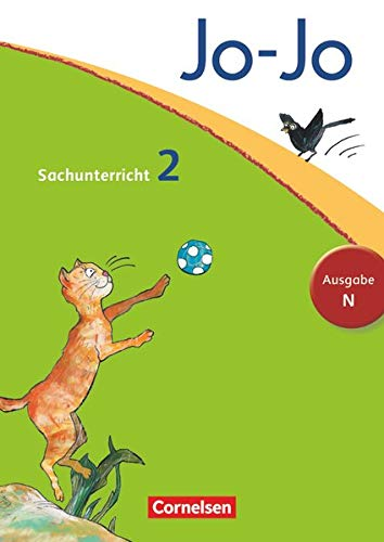9783060833788: Jo-Jo Sachunterricht - Ausgabe N. 2. Schuljahr - Schülerbuch
