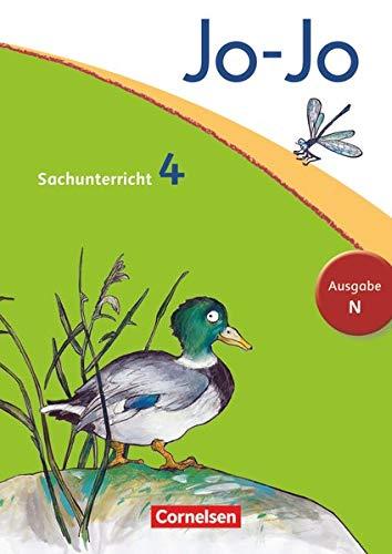 9783060833849: Jo-Jo Sachunterricht - Ausgabe N. 4. Schuljahr - Schülerbuch