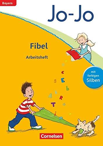 9783060837410: Jo-Jo Fibel Arbeitsheft Grundschule Bayern