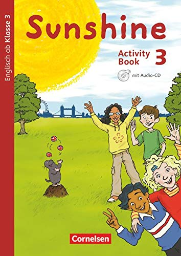 Sunshine 3. Schuljahr. Activity Book mit Audio-CD,: Tanja Beattie, Birgit