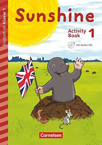 9783060837687: Sunshine - Early Start Edition 1. Schuljahr. Activity Book mit Audio-CD, Minibildkarten und Faltbox