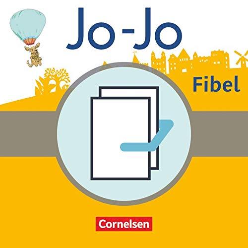 9783060838295: Jo-Jo Fibel - Zu allen Ausgaben. 1./2. Schuljahr - Wörterkartei Grundwortschatz