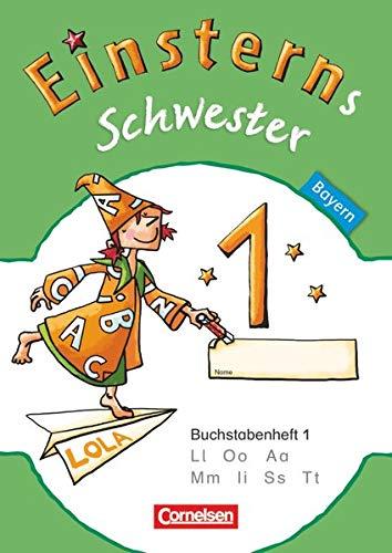 9783060839896: Einsterns Schwester - Erstlesen 1. Jahrgangsstufe. Themenheft 1. Bayern 2014