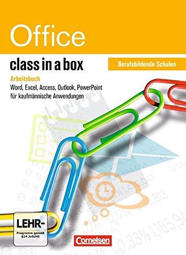 9783060900046: class in a box - Microsoft Office 2010. Office Professional 2010. Arbeitsbuch Berufsbildende Schulen: Microsoft Office für Schulen