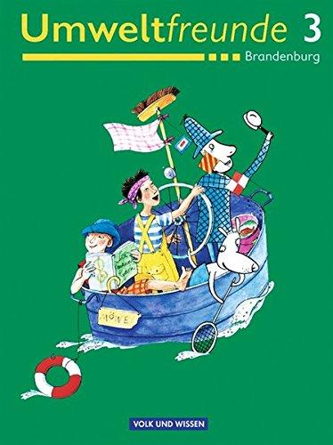 9783060903412: Umweltfreunde 3. Schulerbuch. Brandenburg.