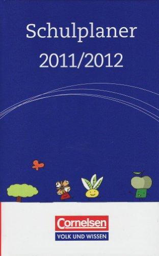 Schulplaner 2011/2012