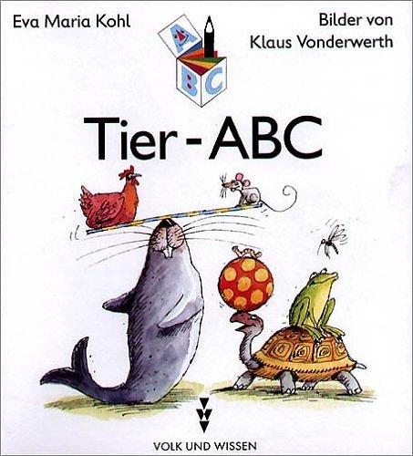 9783061001872: ABC-Kistchen. 4 Lesehefte Klasse 1: Reim-Salat mit Hase und Ente / Anna Konda / Anton liebt Nina / Tier-ABC