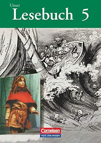 9783061005689: Unser Lesebuch 5. Schülerbuch