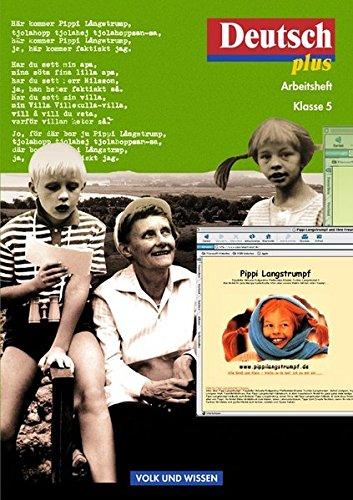 9783061005726: Deutsch plus 5. Arbeitsheft