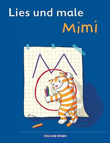 9783061031756: Meine Fibel. Lies und male mit Mimi: Lese-Malheft