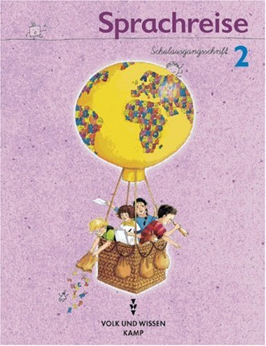 2. Schuljahr, Schülerbuch, Schulausgangsschrift, erw. Ausgabe