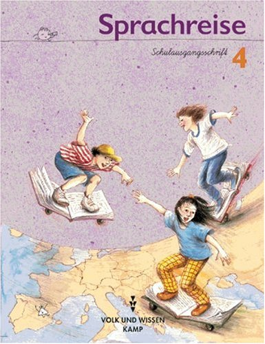 4. Schuljahr, Schülerbuch, Schulausgangsschrift
