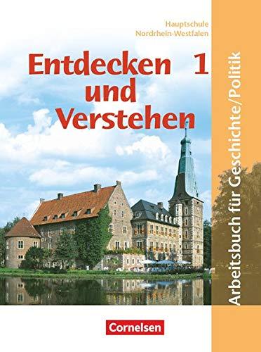 9783061110833: Entdecken und verstehen. Schülerbuch. Hauptschule nordrhein-westfalen. Per la Scuola media: 1