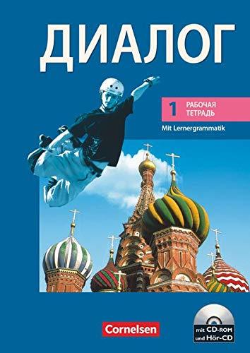 9783061200077: Dialog 1. Lernjahr. Arbeitsheft mit Hör-CD und CD-ROM: Gemeinsamer Europäischer Referenzrahmen A1
